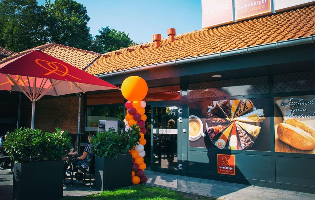 Calenberger Backstube BäckereiCafe in Pattensen