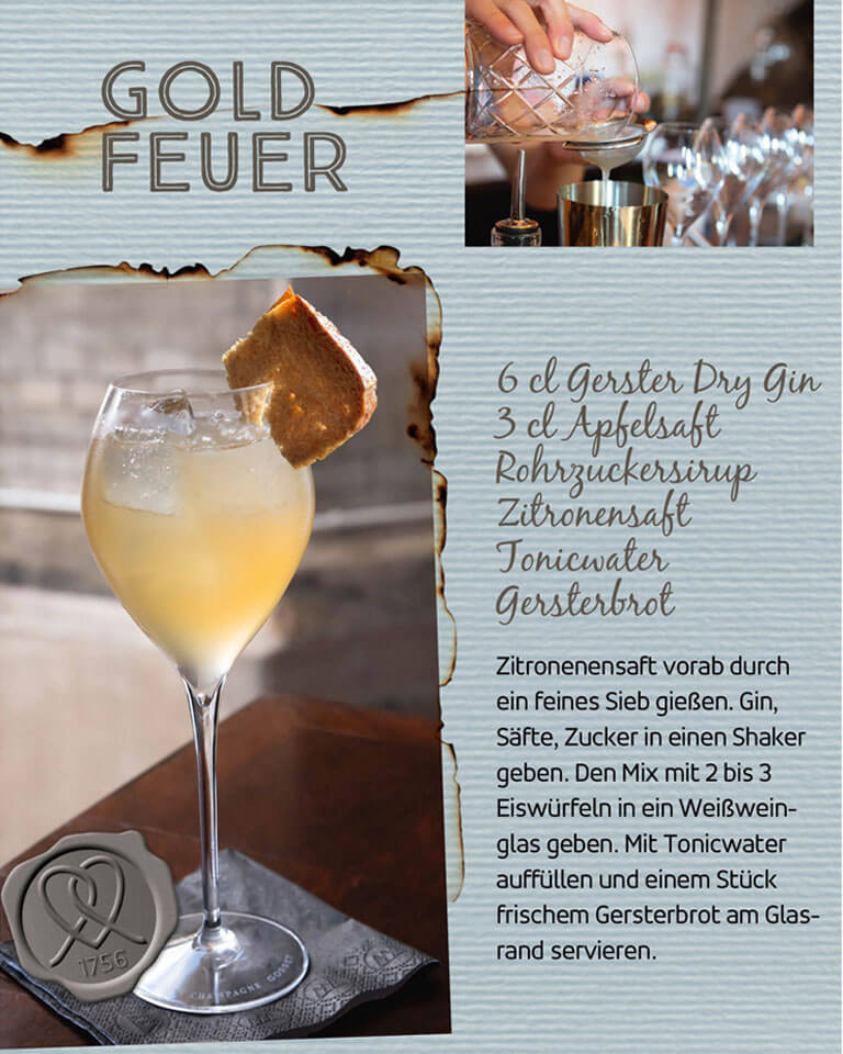 Auszeichnung des Gerstebrotes als Kulinarischer Botschafter Niedersachsen 2019