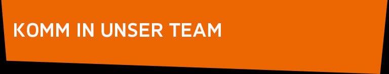 Text Komm in unser Team